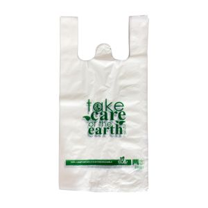 Reklamówki biodegradowalne eko 28/7/48 op.50szt (k/10) OKCompst, TC, TnG