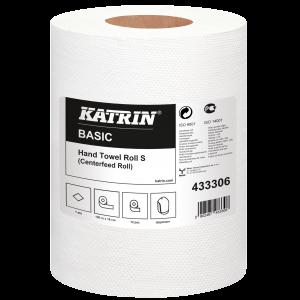 Ręcznik rola KATRiN BASIC naturalna biel 1W op. 12 rolek