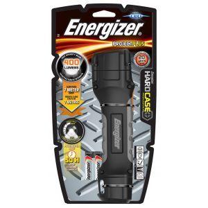 Latarka ENERGIZER Hard Case Profesional Led + 4szt. baterii AA, czarna