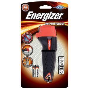 Latarka ENERGIZER Impact Led + 2szt. baterii AAA, czarna