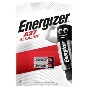 Bateria specjalistyczna ENERGIZER, A27, 12V, 2szt.