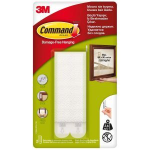 Command™ Large Picture Hanging Strips 17206