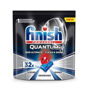 Tabletki do zmywarki FINISH Quantum Ulti mate 32szt., regular