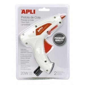Pistolet Premium do kleju termotopliwego  APLI, 20W