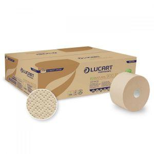 Papier toaletowy EcoNatural 900ID LUCART 202m, 2W, AutoCut JUMBO op. 12 sztuk