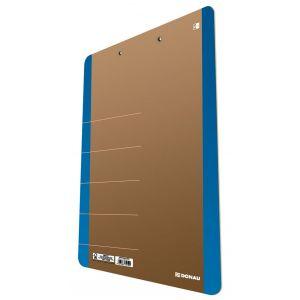 Clipboard DONAU Life, karton, A4, z klip sem, niebieski
