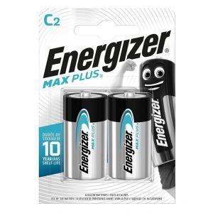 Bateria ENERGIZER Max Plus, C, LR14, 1,5V, 2szt.
