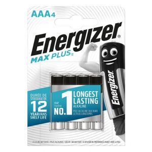 Bateria ENERGIZER Max Plus, AAA, LR03, 1,5V, 4szt.