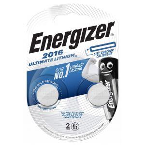 Bateria specjalistyczna ENERGIZER, CR2016, 3V, 2szt.