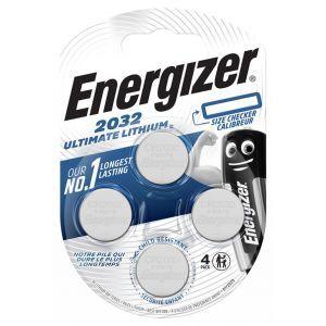 Bateria specjalistyczna ENERGIZER, CR2032, 3V, 4szt.