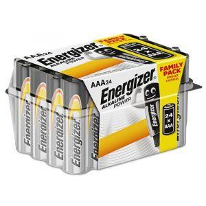 BATTERY ENERGIZER ALKALINE POWER E92 BB24 VALUE BOX 24 pcs SAP E300456502