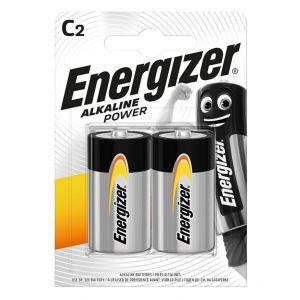 Bateria ENERGIZER Alkaline Power, C, LR14, 1,5V, 2szt.