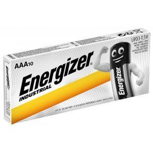 Bateria ENERGIZER Industrial, AAA, LR03, 1,5V, 10szt.