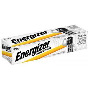 Bateria ENERGIZER Industrial, E, 6LR61,9V, 12szt.