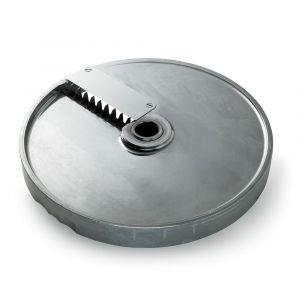 Tarcza do słupków 8x8 mm z 1 nożem prostym - kod 1010405