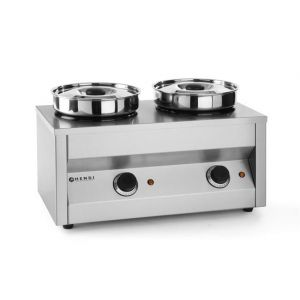 Soup warmer THERMOSYSTEM 2 - 2 x 4,2 l