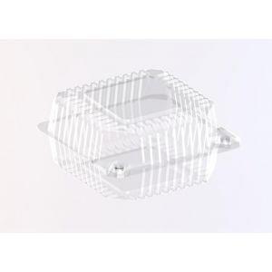 K 24 PETC pojemnik zamykany op.50szt (k/10) rPET
