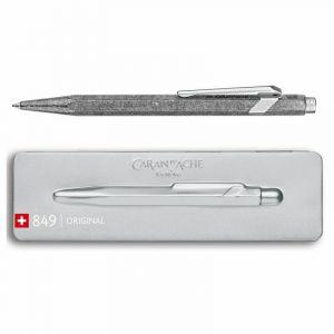 Długopis CARAN D`ACHE 849 Original, M, w pudełku, srebrny op. 1 szt.