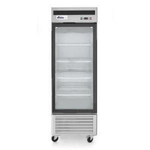 Szafa chłodnicza Kitchen Line przeszklona 1-drzwiowa 610L
