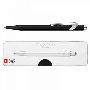 Długopis CARAN D`ACHE 849 Pop Line Fluo, M, w pudełku, czarny op. 1 szt.