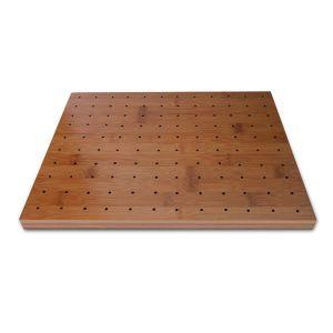 FINGERFOOD - bamboo holder for 120 sticks 30x25x2,5cm