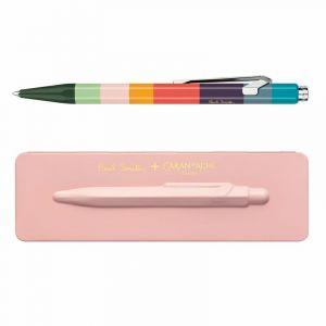 Długopis CARAN D`ACHE 849 Paul Smith #3  Rose Pink, M, w pudełku, różowy op. 1 szt.
