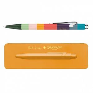 Długopis CARAN D`ACHE 849 Paul Smith #3  Orange, M, w pudełku, pomarańczowy op. 1 szt.
