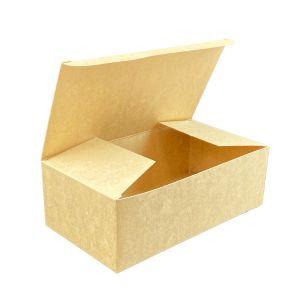 CHICKEN BOX LARGE BRONZE 220x120x75mm automatic bottom TnG