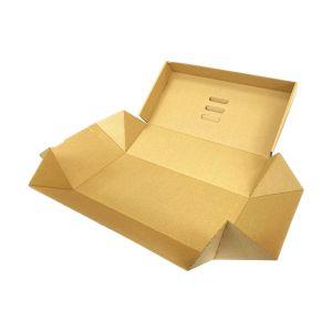 Pudełko BURGER XXL zestaw 15x30x10cm brązowe, op.100szt.TnG