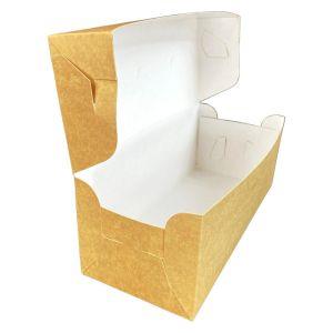 TAKEAWAY zestaw BOX duży 258x110x100 op.100szt TnG