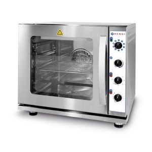 Combi-steam multifunction oven 4xGN 2/3 base