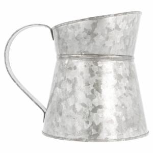 Galvanized steel pitcher fi.11,5x15,5 cm (k/6)