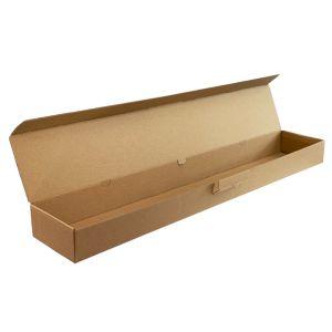 Pudełko ZAPIEKANKA 45cm op. 50szt 450x100x50 TnG.mikrofala