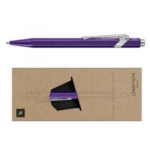 Długopis CARAN D`ACHE 849 Nespresso Arpeggio, M, w pudełku, fioletowy op. 1 szt.