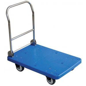 Wózek platformowy ze składanym uchwytem - kod 810514