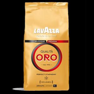 Kawa LAVAZZA QUALITA ORO, ziarnista, 1 k g op. 1 szt.
