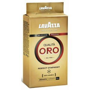 Kawa LAVAZZA QUALITA ORO, mielona, 250 g  op. 1 szt.