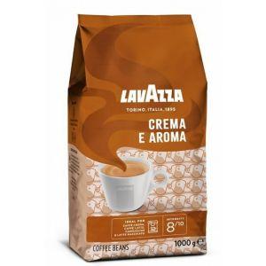 Kawa LAVAZZA CREMA E AROMA, ziarnista 1  kg op. 1 szt.
