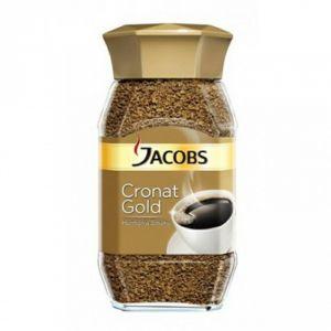 Kawa JACOBS CRONAT GOLD, rozpuszczalna,  200 g op. 1 szt.