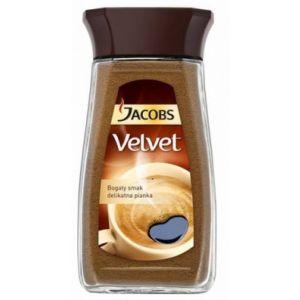 Kawa JACOBS VELVET, rozpuszczalna, 200 g  op. 1 szt.