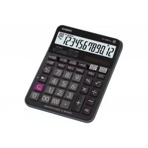 Kalkulator biurowy, CASIO DJ-120DPLUS,12 -cyfrowy, 144x192mm, czarny op. 1 szt.
