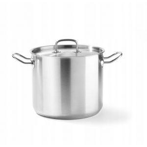 Kitchen Line high pot with lid 9L
