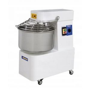 Spiral mixers with fixed bowl, 2 speeds 385x670x(H)725