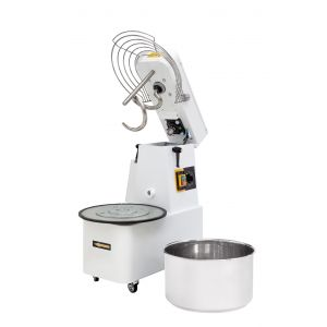 Spiral mixers with removable bowl, 2 speeds 480x805x(H)870
