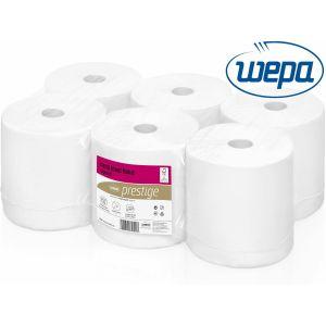 Ręcznik rola MIDI biały WEPA Prestige  220m op.6szt