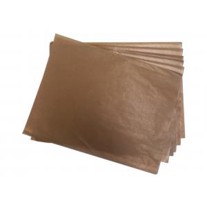 Papier brązowy powlekany 35+10PE rozmiar 40x60, cena za opakowanie 1000 arkuszy