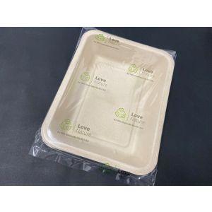 Lidding foil 185/200m BIO LAMINATE LOVE NATURE completely compostable
