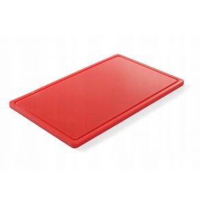 Haccp cutting board - Gn 1/1 Red