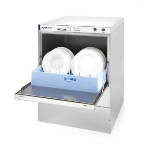 Zmywarka do naczyń 50x50 - sterowanie el ektromechaniczne - 400 V z pompą spustow