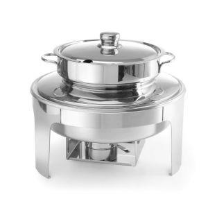 Podgrzewacz na pastę do zupy wysokopoler owany